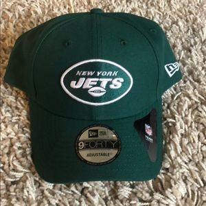 NY Jets Green New Era Cap